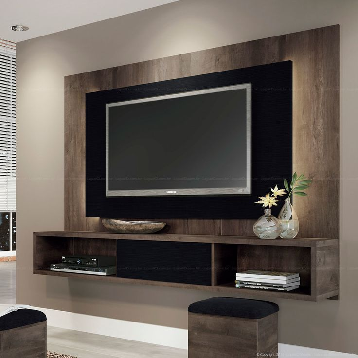 Tv panels is creative inspiration for us get more photo about home decor related with by - Inspiration wall mounted tv cabinet ...