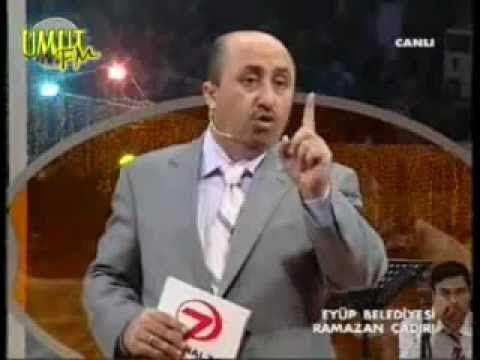 Ömer Döngeloğlu- Hz.Ali (R.A)'ın Cesareti 16 Şubat 2012 - YouTube