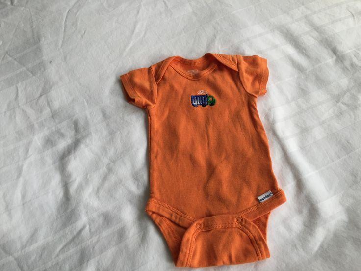 Gerber's Baby T-Shirt Romper
