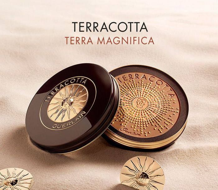 Guerlain Terracotta Terra Magnifica 2016 – Beauty Trends and Latest Makeup Collections | Chic Profile