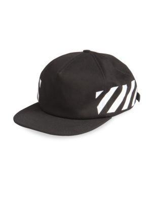 226633f7b276 OFF-WHITE Diagonal Brushed Cap.  off-white  cap