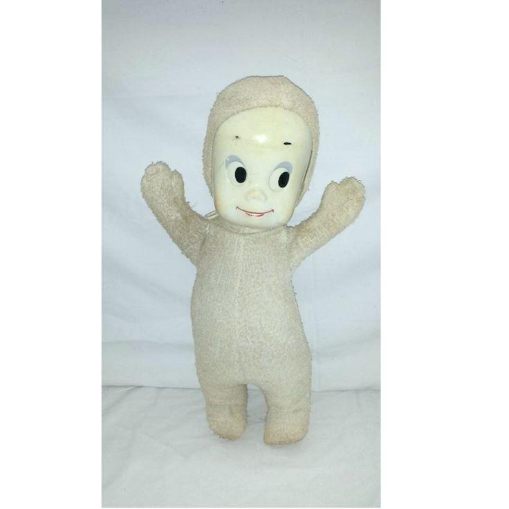 RESERVED for HELEN** Do NOT Buy**Vintage Casper Ghost Talking Doll, 1961…