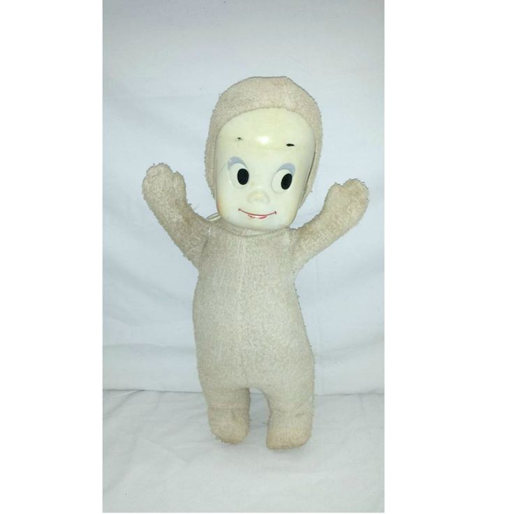 RESERVED for HELEN** Do NOT Buy**Vintage Casper Ghost Talking Doll, 1961…