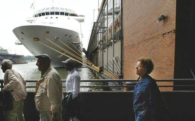 Copenhagen adotta un nuovo sistema per gestire i bagagli dei crocieristi