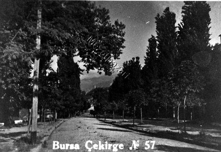 Bir zamanlar Çekirge Caddesi  #Bursa #EskiBursa