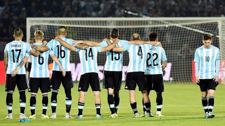 2015 Copa America | Chile success ... Argentina frustration - ESPN FC