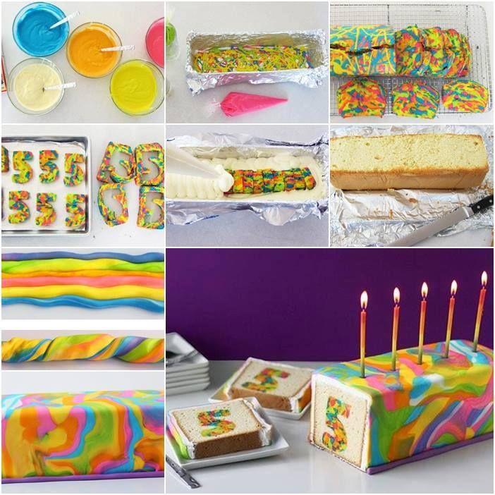 Gâteau Surprise! Recette en image • Quebec echantillons gratuits