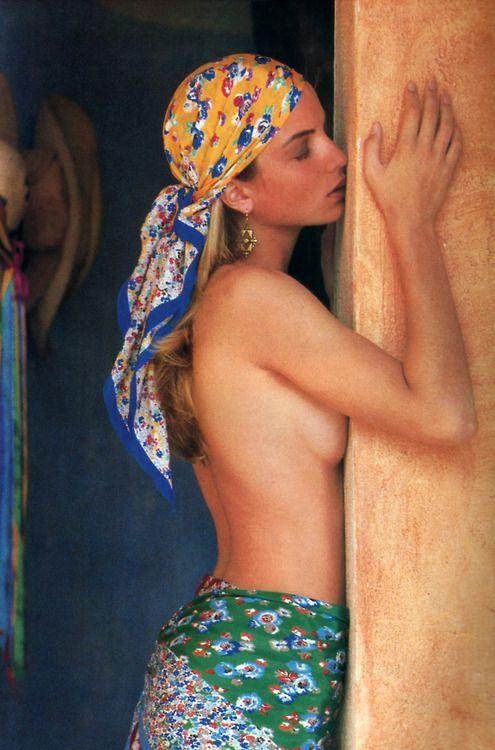Adrienne Vittadini, American Vogue, March 1988.
