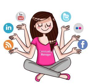 Cómo ser un buen #CommunityManager #RedesSociales #SocialMedia #CM