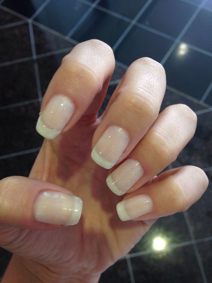essie allure american french manicure