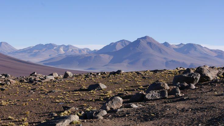 Colores en San Pedro de Atacama