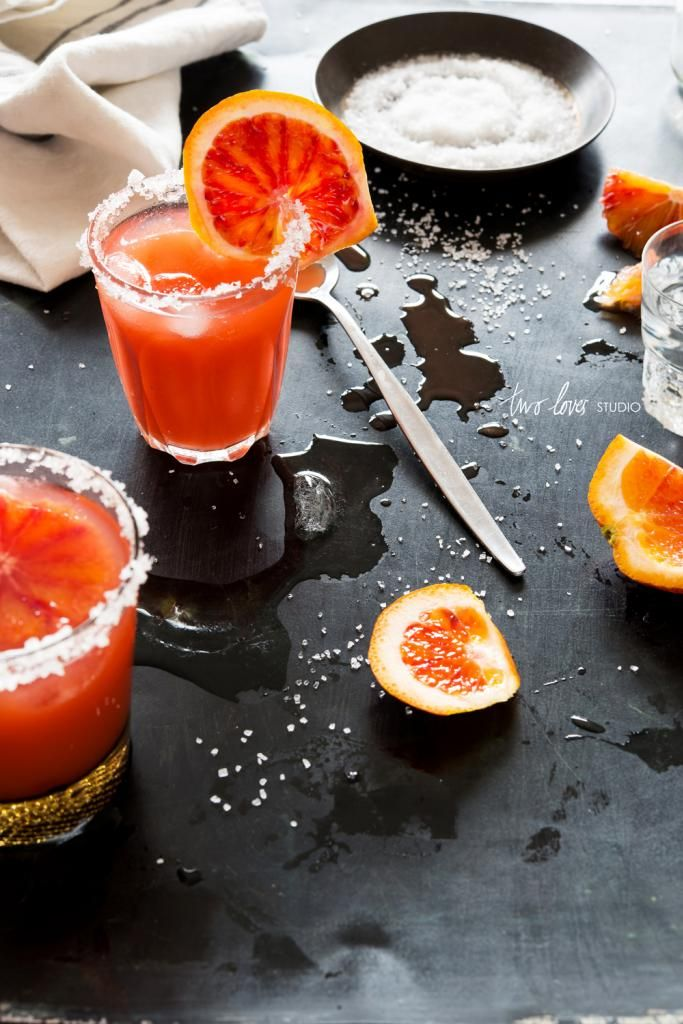 3 BLOOD ORANGE RECIPES | MARGARITAS | s c r u m p t i o u ...
