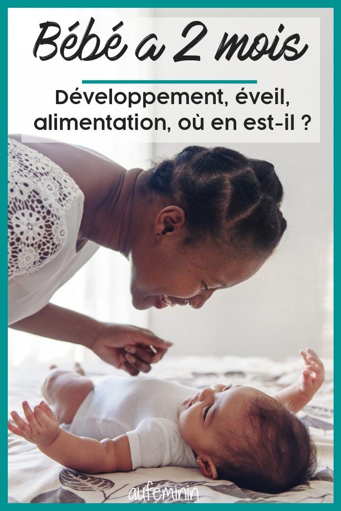 Bebe A 2 Mois Taille Poids Et Eveil D Un Bebe De Deux Mois En 2020 Bebe Bebe 2 Mois Collique Bebe