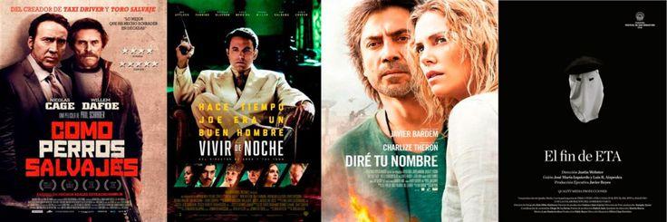 Trailers de las 13 películas y documentales de estreno del fin de semana
