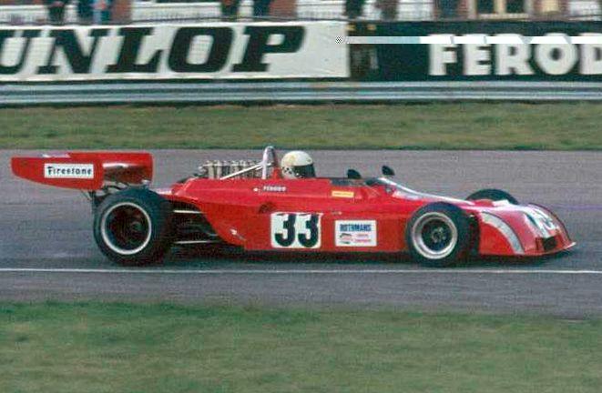 Teddy Pilette's B24 at the 1973 International Trophy.  © Rob Ryder 2001