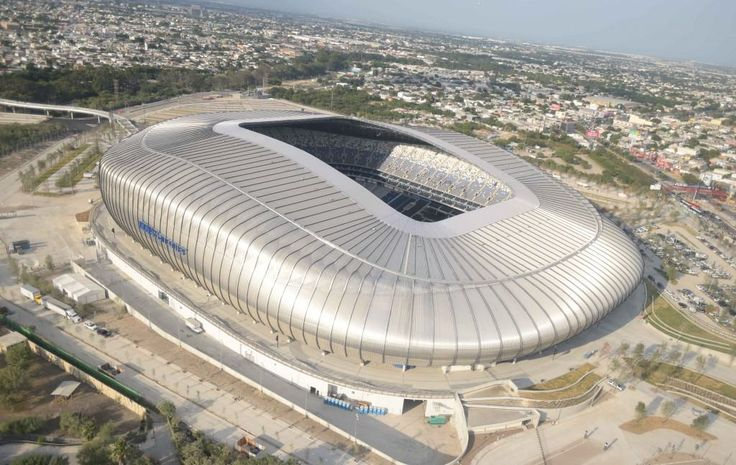 Estadio BBVA Bancomer (Estadio de Futbol de Monterrey) – StadiumDB.com