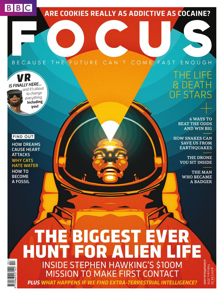 In the shops tomorrow! The new look BBC Focus Magazine. We can't wait to show you our new look, featuring all-new sections, but still bringing you all the latest and best from the world of science #newBBCFocus www.sciencefocus.com