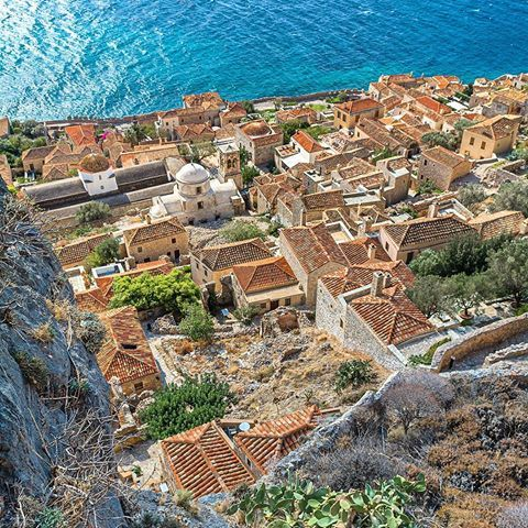 #monemvasia #lakonia #greece