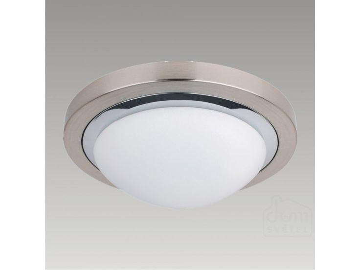 stropní koupelnové svítidlo Prezent Froyo 49016; 1*E27/60W; Krytí: IP44; chrom mat/chrom