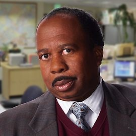 Leslie David Baker - The Office - NBC Thursdays