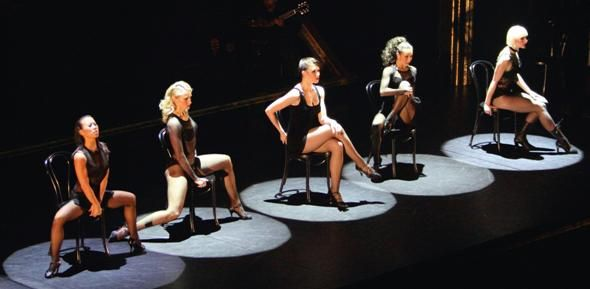 In the first ever sea-going production of Chicago, on Allure ofthe Seas, three Brits take lead roles: Helen Turner as Roxy Hart,Genevieve Nicole as Velma Kelly, and Linda John-Pierre as MamaMorton. The trio tell us what it's like singing all that jazz afloat. How did auditioning for this show differ from others that you've done?