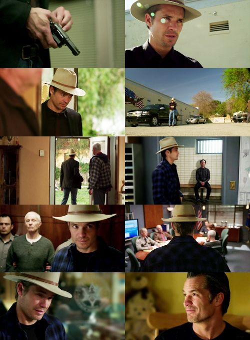 The season finale broke my heart last night. Still, I'm gonna miss this show while it's gone. :/ #Justified #RaylanGivens