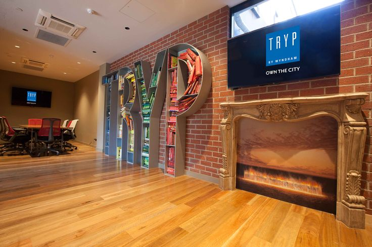 Library - TRYP Fortitude Valley