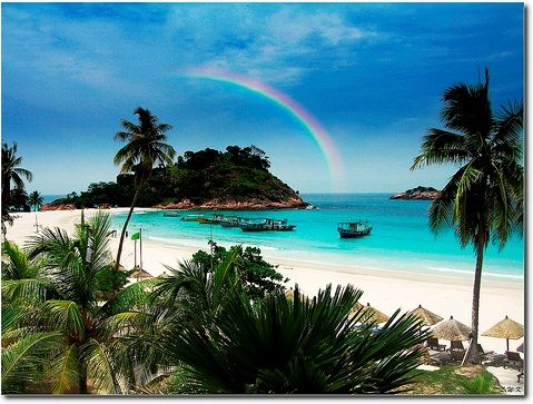 Malysia.... Redang Island!