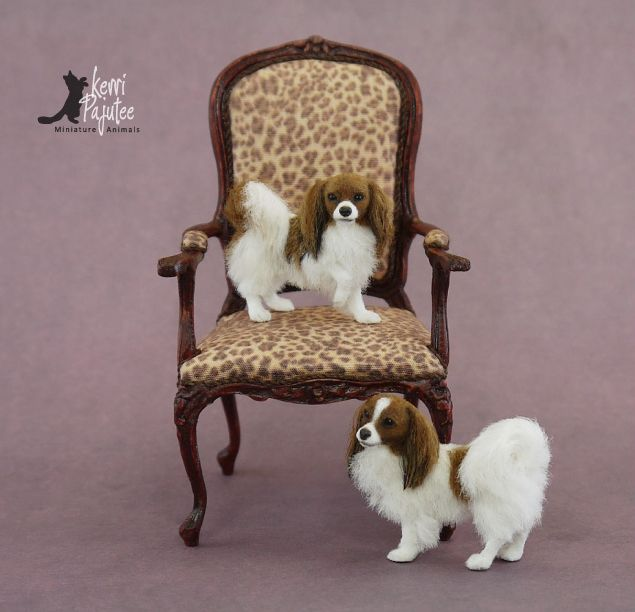 486 Best Images About Dollhouse-Miniature-Animals On