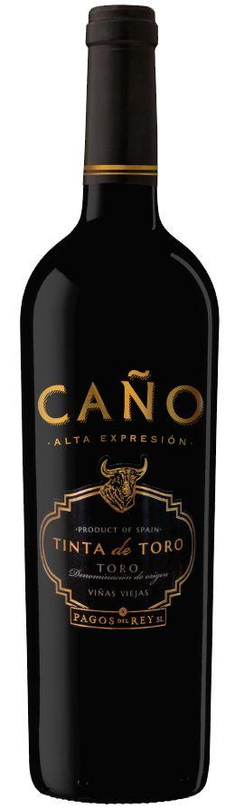 Caño Alta Expresión está elaborado con uvas procedentes de viñedos con una escasa producción y edad media de 70 años