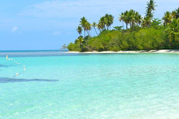 Playa Buyé, Cabo Rojo, Puerto Rico