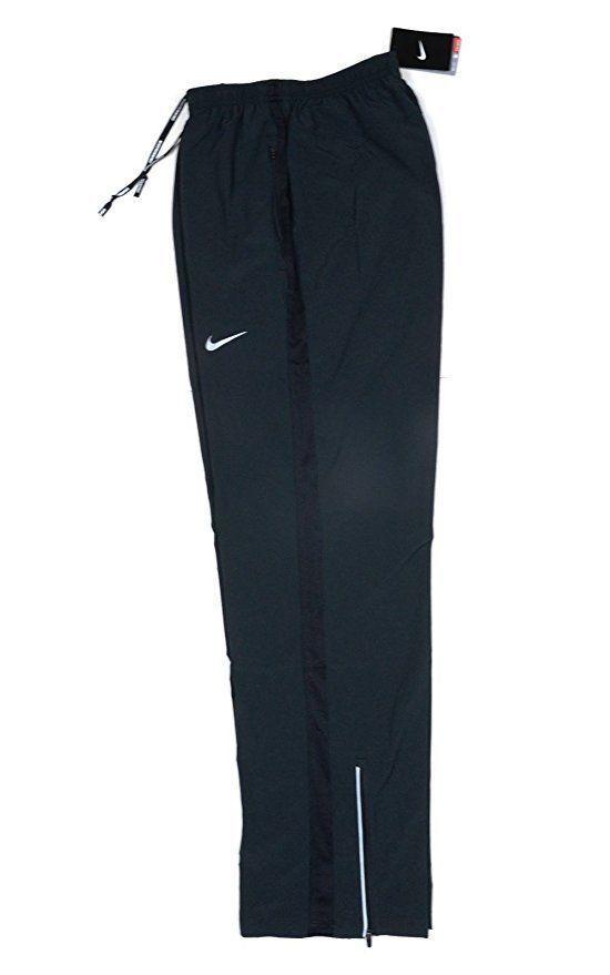 55b116d815c295 Nike Men s Stretch Woven Dri-Fit Training Pants NEW 717410 010 Black Size  Medium  Nike  Pants