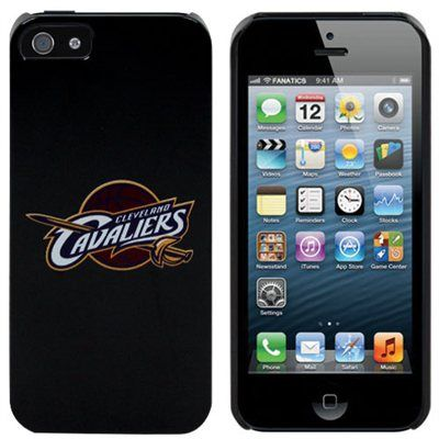Cleveland Cavaliers iPhone 5 Snap-On Case - Black