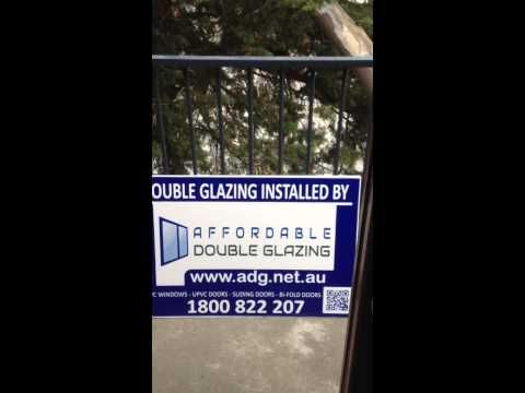 Noise Reduction with Patio Doors in #Perth by ADG - YouTube