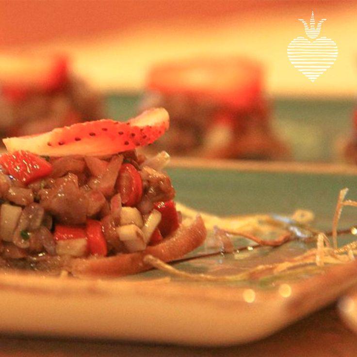 Cada detalle cuenta. Te invitamos a que pruebes cada sabor que hace única la experiencia en nuestra mesa. #ElSantísimo #Cartagena www.elsantisimo.com