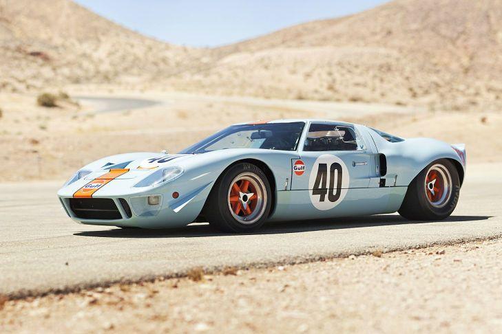 Ford GT40 Mk II