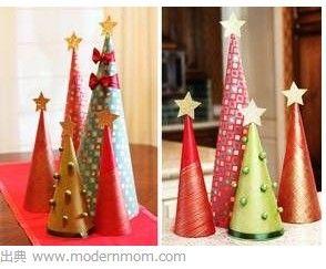 2013y11m24d 170226813 クリスマスツリー 手作り 簡単な作り方【まとめ動画】