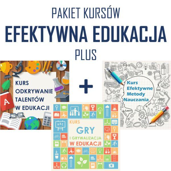 Pakiet Efektywna Edukacja PLUS