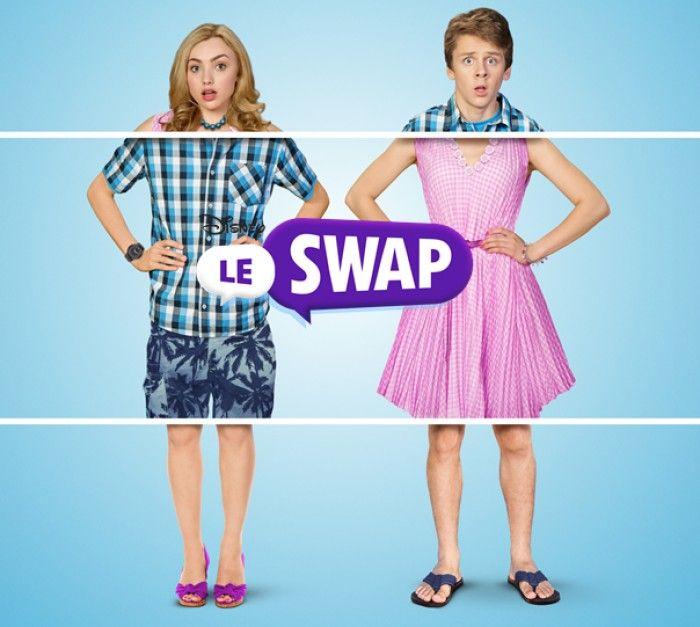 LE SWAP : Vendredi 3 février à 18h sur Disney Channel !