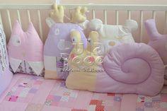 Бортики в кроватку, буквы подушки, LulaBooo's photos – 19 albums | VK