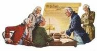 The Constitution for Kids (4th-7th Grade) - The U.S. Constitution Online - USConstitution.net (Maybe they can learn something in the kitchen...just so they learn why they have the freedom to even sit in a kitchen to eat. Or the right to learn)