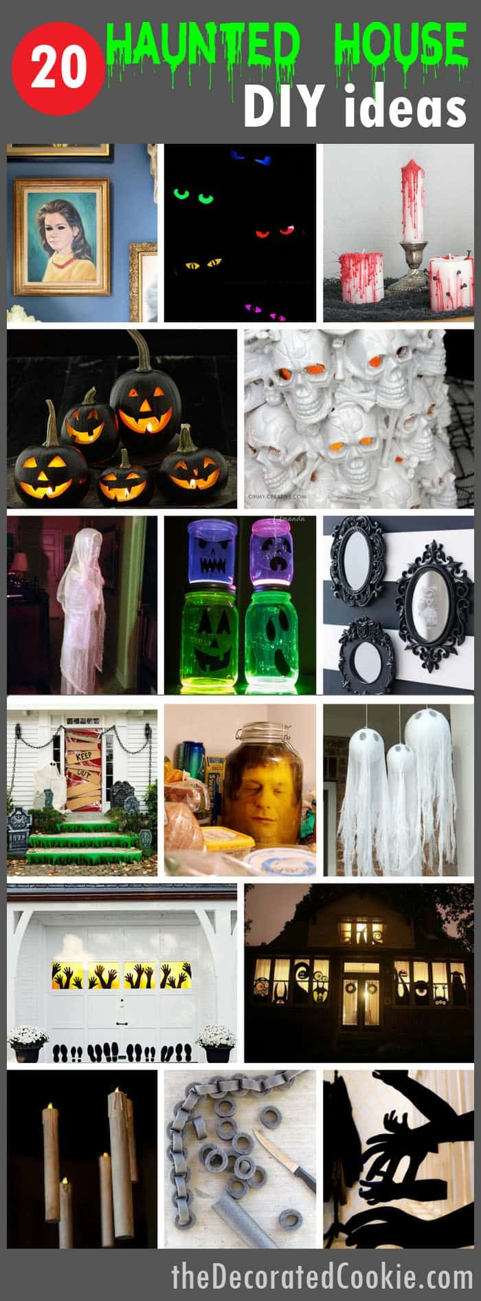Best 25 Haunted House Party Ideas On Pinterest A
