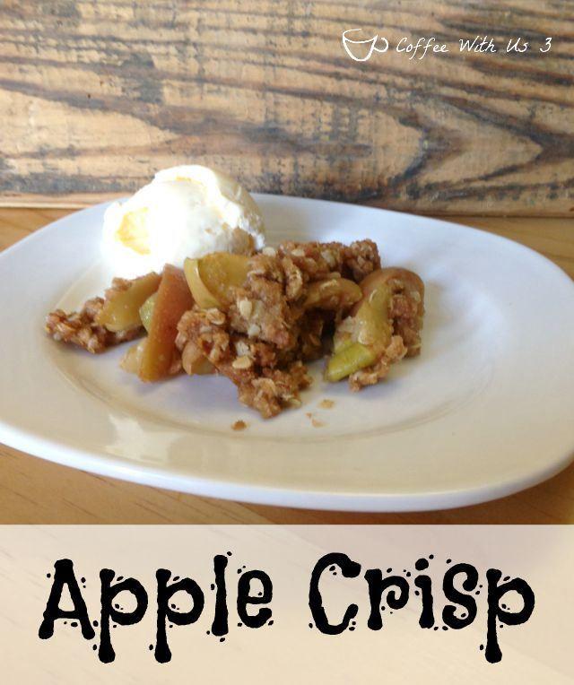 Brown Bread Apple Cobbler Recipe — Dishmaps