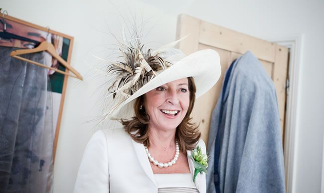 Hat - Mother of the Bride