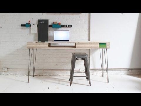 Comment réaliser son propre bureau ?