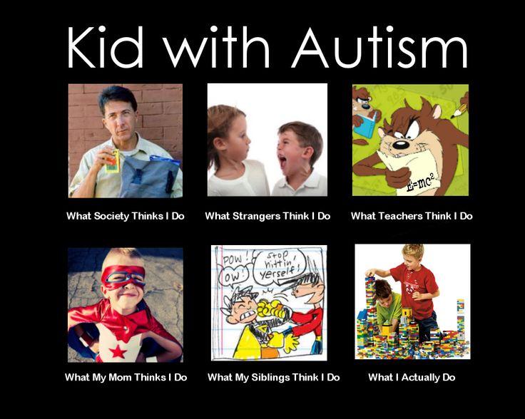 kids with autism meme more autism awareness autism meme autism quotes ... Ignorant Mom Meme