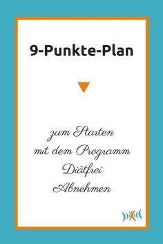 Nur wenige Dinge sind entscheidend, um das Programm Diätfrei Abnehmen erfolgreich anzuwenden. Viele Menschen denken immer, dass man nur mit harter Arbeit, Mühe und dem sprichwörtlichen Schweiß im Leben (und bei der Abnahme!) etwas erreichen kann. Der folgende 9-Punkte-Überblick zeigt jedoch, dass das bei weitem nicht immer stimmt – und weniger oft mehr ist! Mehr hier: http://www.martinaleukert.de/9-punkte-plan-zum-starten-mit-dem-programm-diaetfrei-abnehmen/