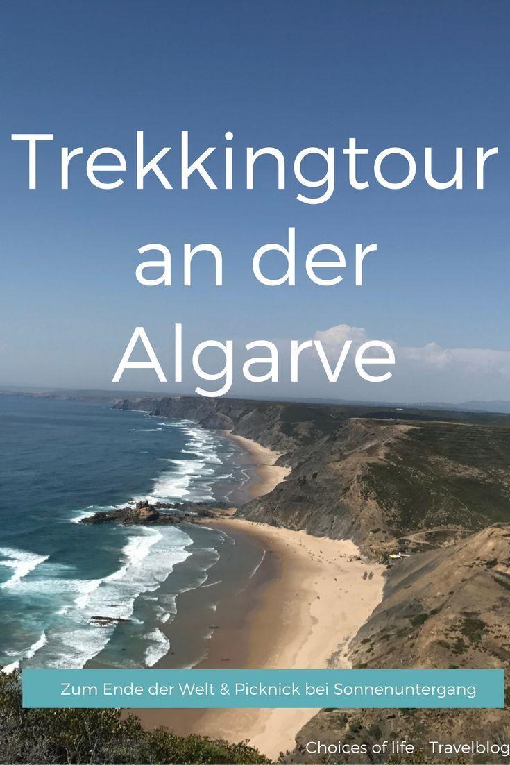 Ich war gespannt was mich heute auf unserem Trip entlang der Westküste der Algarve erwarten würde. Wir buchten bei TJ von WestCoast Adventure Co unsere Trekkingtour zum Ende der Welt, zumindest hielten es die Europäer vor dem 15. Jahrhundert dafür. Auf unserer zerknitterten, halb zerrissenen Papierkarte versuchte ich das Ende der Welt zu finden..