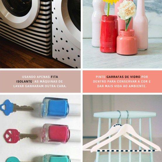 8 ideias de DIY para a sua casinha