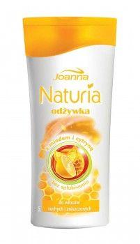 Odżywka miodowo-cytrynowa bez spłukiwania to nawilżający kompres dla włosów suchych i zniszczonych.